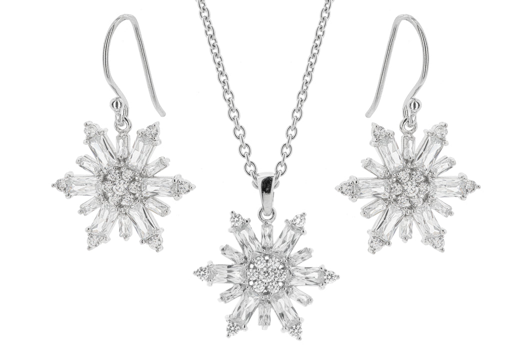 Winter Snowflake Set
