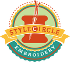 Style Circle Embroidery