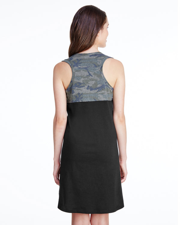 LAT Ladies' Racerback Tank Dress