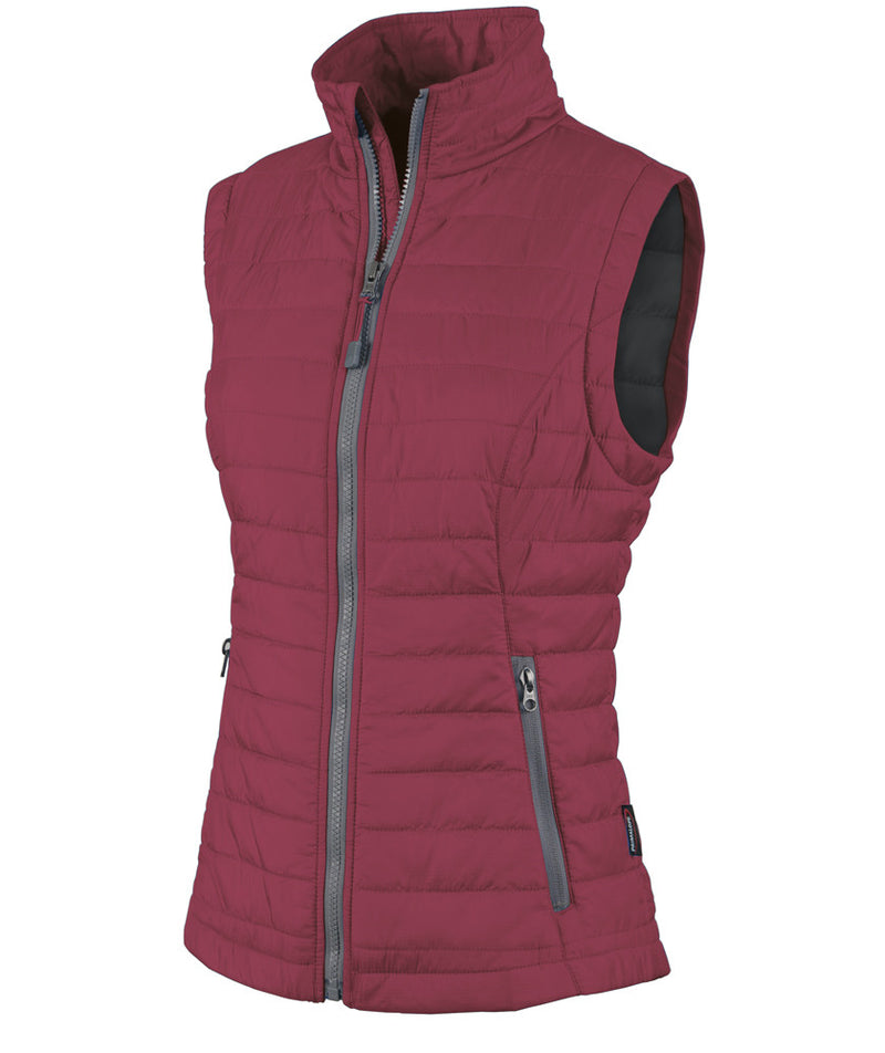 Ladies Radius Quilted Vest