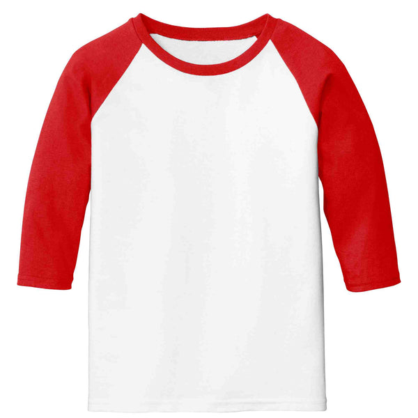Little Sister Fan Raglan T-Shirt