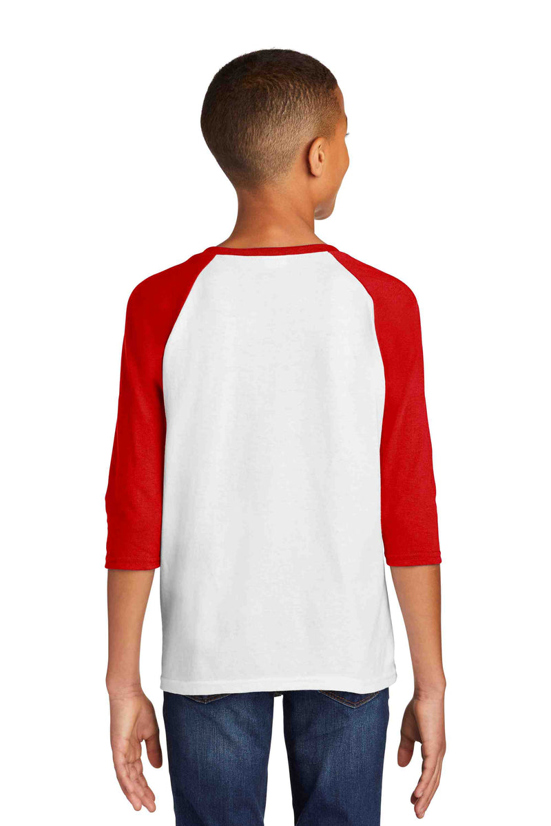 Baseball Fan Raglan T-Shirt