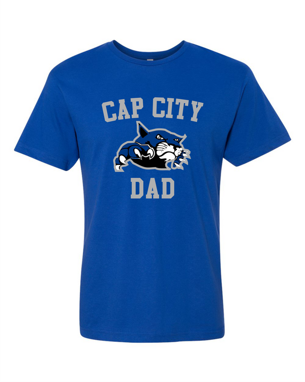 Cap City Men's Premium Jersey Tee