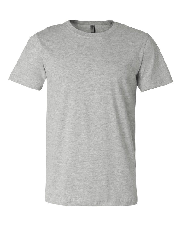 BELLA+CANVAS  Unisex Heather CVC Short Sleeve Tee