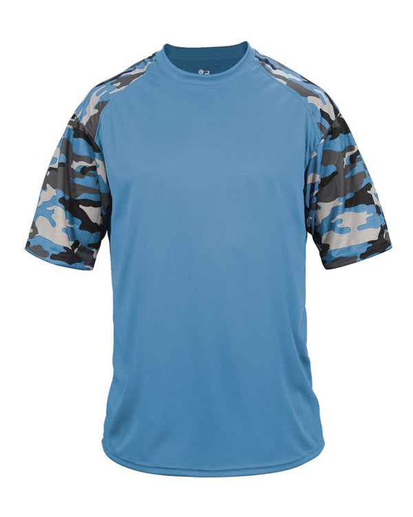 Badger - Camo Youth Sport T-Shirt