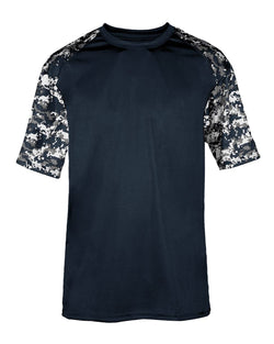 Badger - Digital Camo Youth Sport T-Shirt