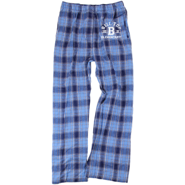 Bell Top Youth Flannel Pants