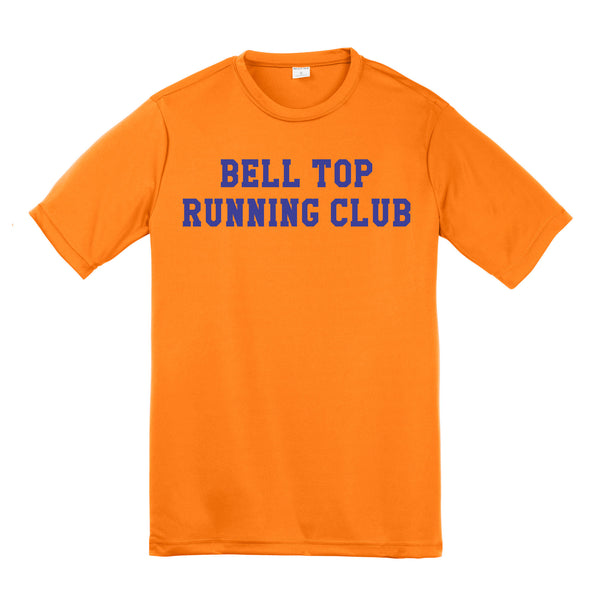 2018-2019 Bell Top Running Club Youth Sport-Tek Performance Tee