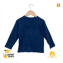 Long Sleeve Toddler Tee