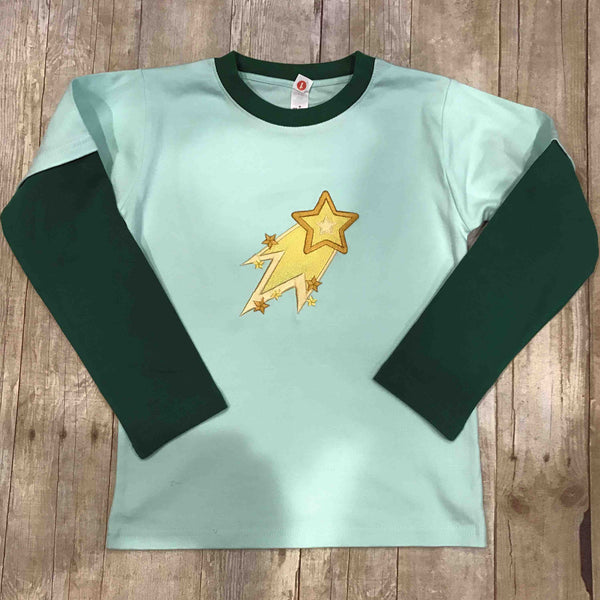 Star Two Tone Tee