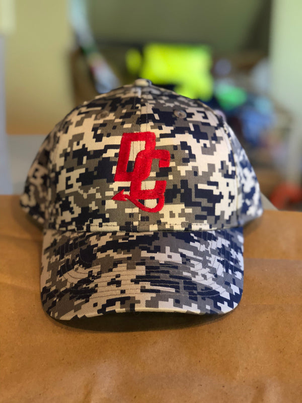Youth DC Camo Cap