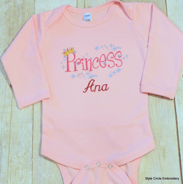 Princess Onesie