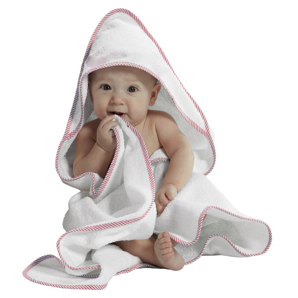 Hooded baby towel