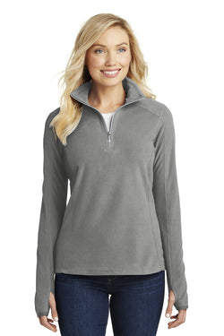 Warriors Ladies Microfleece 1/2-Zip Pullover