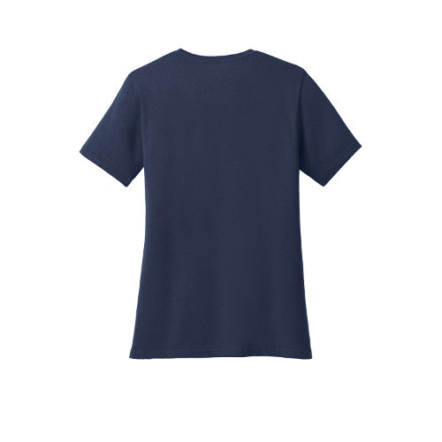 Port & Company® Ladies Core Cotton Tee