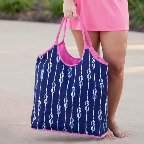 HIgh Tied Tote