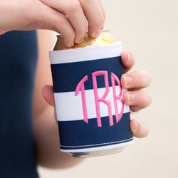 Preppy Stripe Drink Wrap