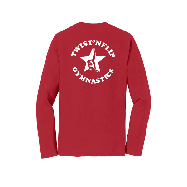 Twist 'N Flip Gymnastics Long Sleeve Fan Favorite Tee
