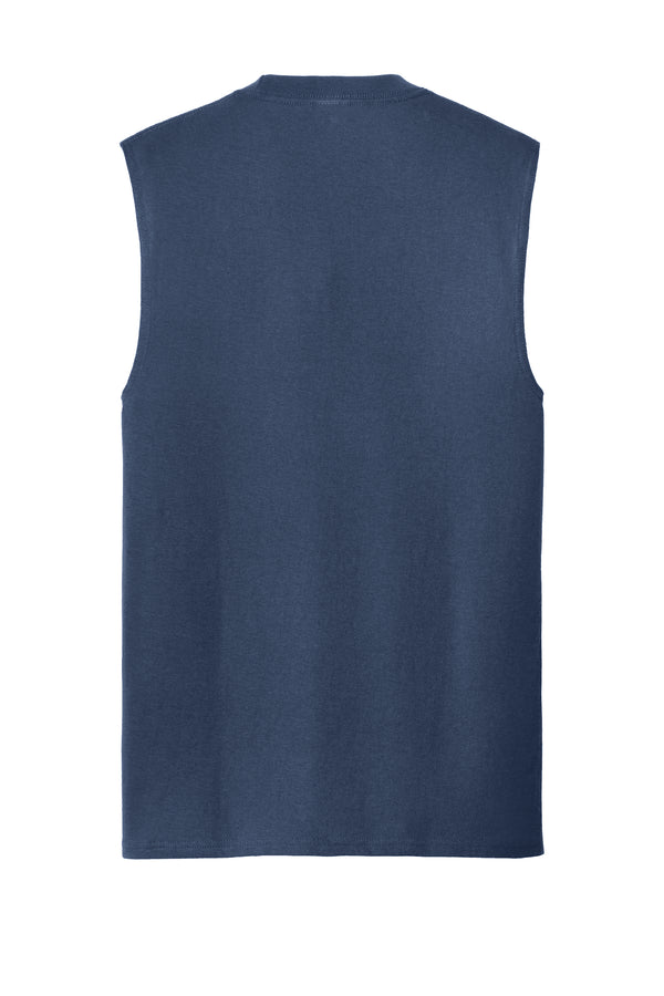 Port & Company® Core Cotton Sleeveless Tee