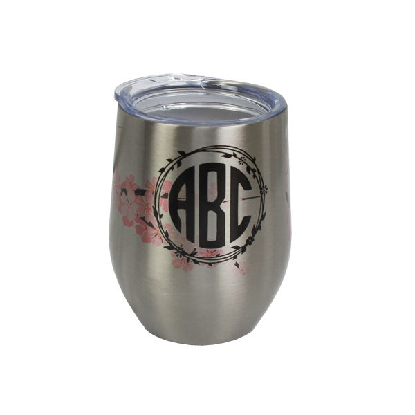 Stainless Steel Stemless Wine Tumbler