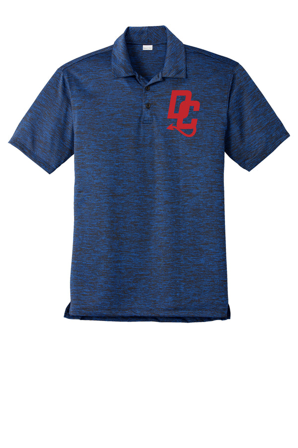 Devil Cats Sport-Tek® PosiCharge® Electric Heather Polo