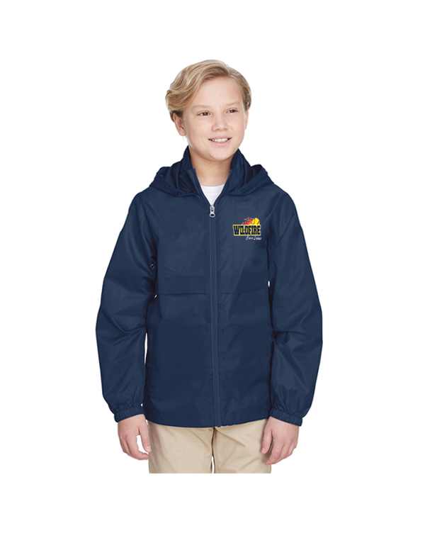 Wildfire Softball Team 365 Youth Zone Protect Lightweight Jacket
