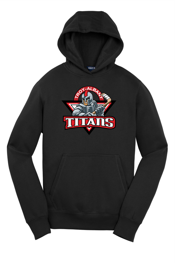 Troy Albany Sport-Tek Youth Pullover Hooded Sweatshirt