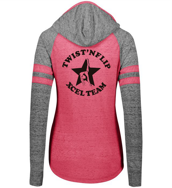 Girls & Ladies Advocate Xcel Team Hoodie