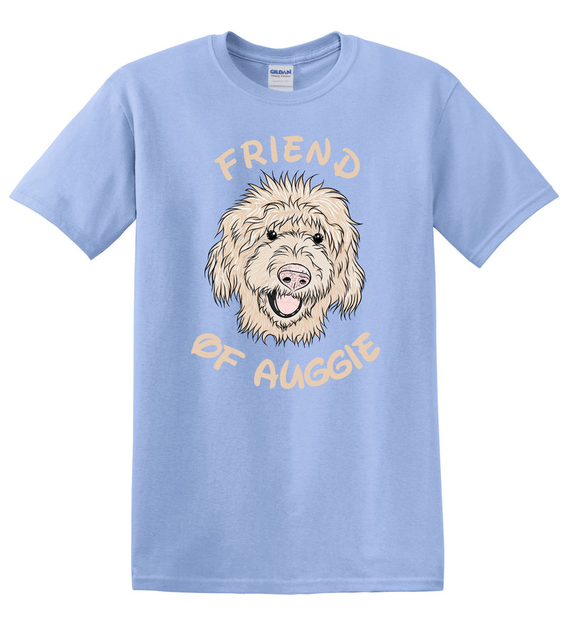 Friend of Auggie Adult Heavy Cotton