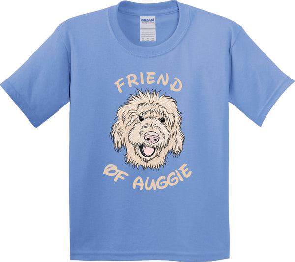 Friend of Auggie Youth Heavy Cotton