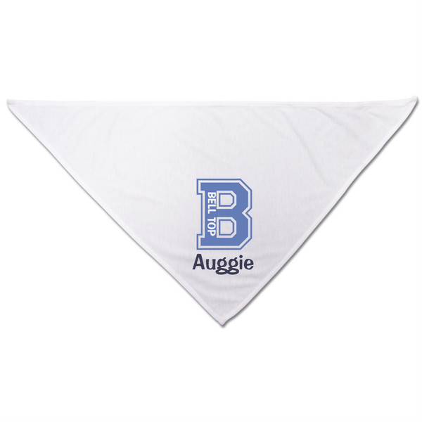 Bell Top Dog Bandana