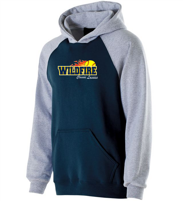 Wildfire Softball Adult and Youth Banner Hoodie