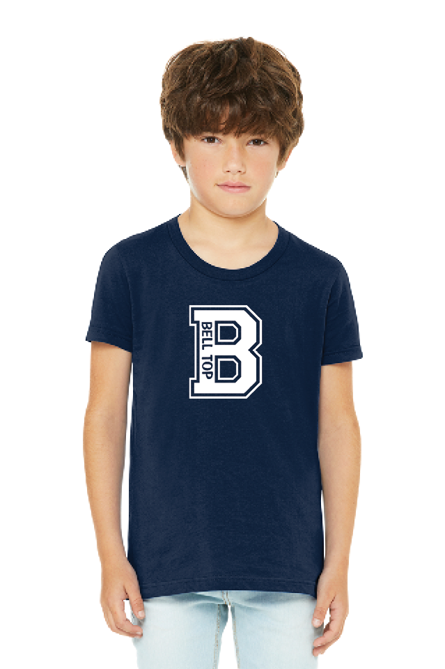 Bell Top Bella Canvas Short Sleeve Tee Adults & Youth
