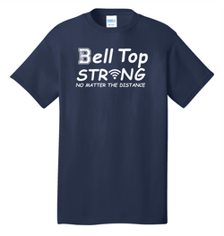 Bell Top Strong Core Cotton Tee Adult and Youth