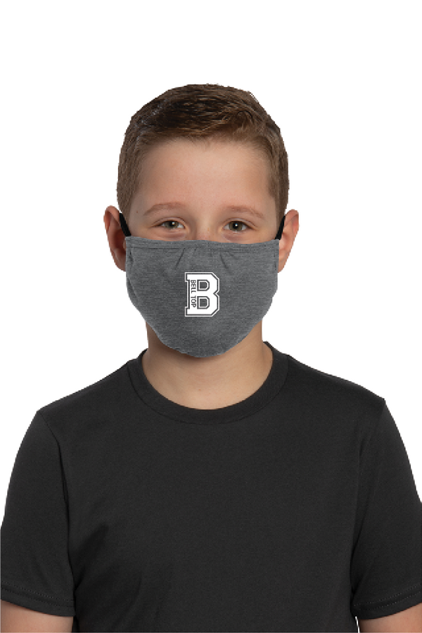Bell Top District Youth V.I.T. Shaped Face Mask