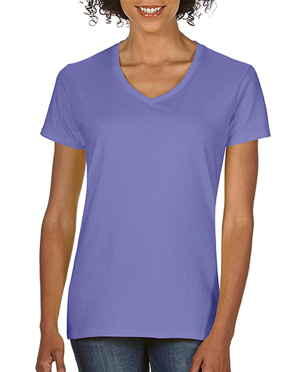 Comfort Colors Ladies' Midweight RS V-Neck T-Shirt