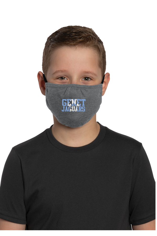 Genet District Youth V.I.T. Shaped Face Mask