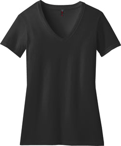 District  Women's Perfect Blend  V-Neck Tee
