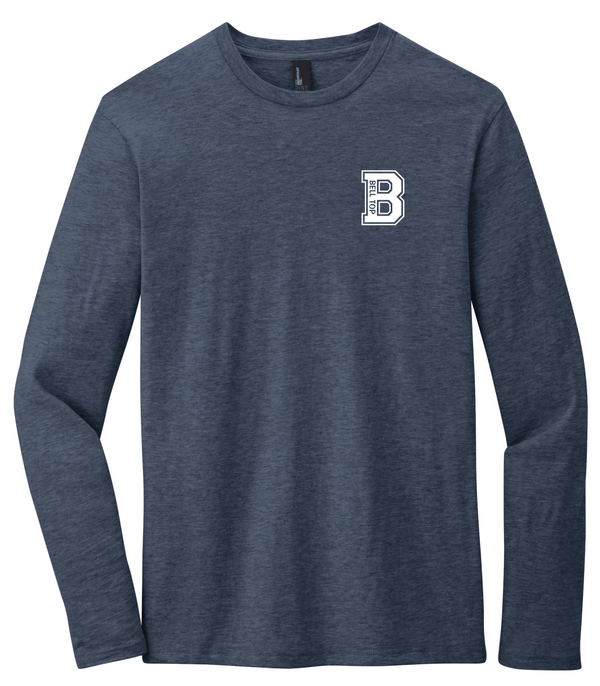 Bell Top Crew Neck Long Sleeve