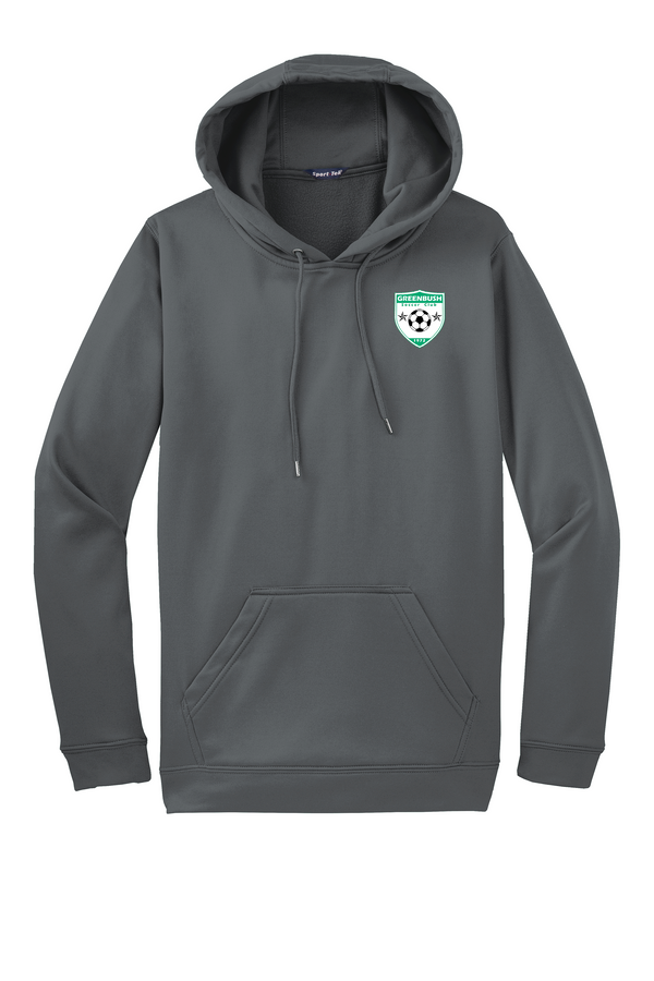 Greenbush Soccer Sport-Tek  Sport-Wick  Fleece Hooded Pullover