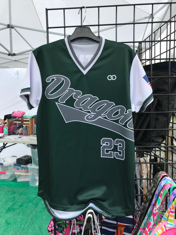 Custom Sublimation Jersey