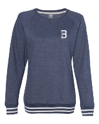 Women's Relay Crewneck Sweatshirt