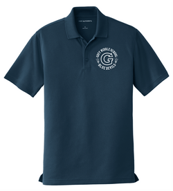 Goff Port Authority Dry Zone Micro-Mesh Polo