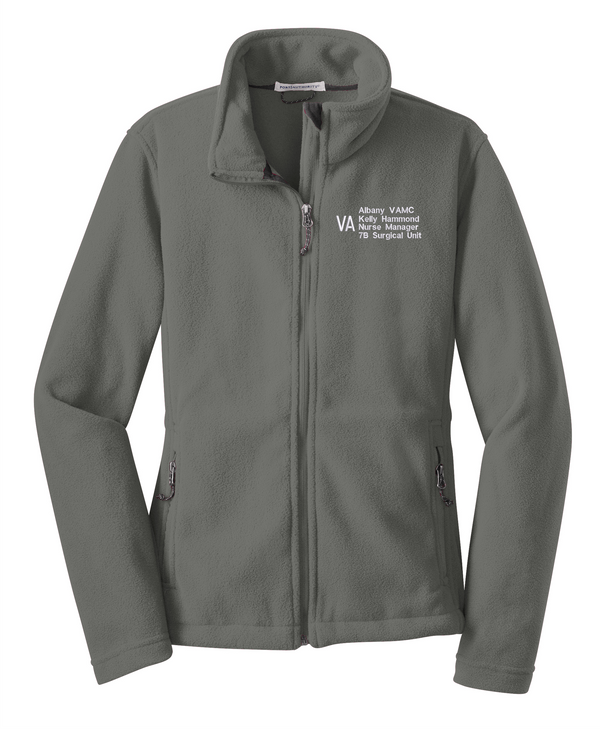 VA Port Authority Ladies Value Fleece Jacket