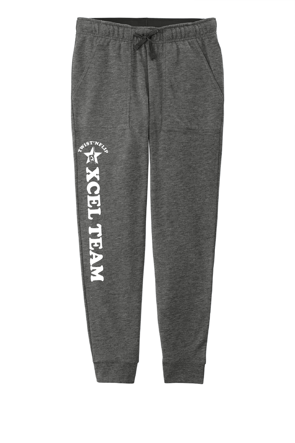 Xcel Team Ladies PosiCharge ® Tri-Blend Wicking Fleece Jogger