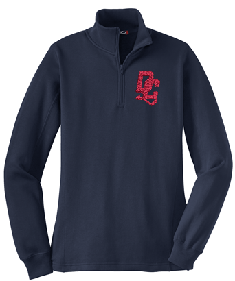 Devil Cats Sport-Tek 1/4-Zip Sweatshirt