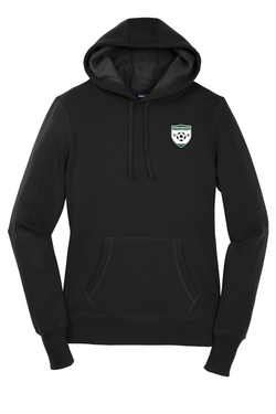 Greenbush Soccer Ladies Sport-Tek Ladies Pullover Hooded Sweatshirt