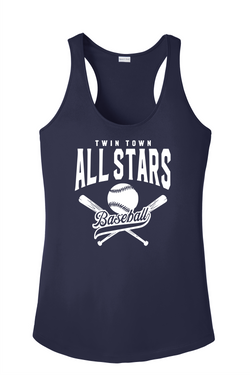 All Stars Sport-Tek® Ladies PosiCharge® Competitor™ Racerback Tank