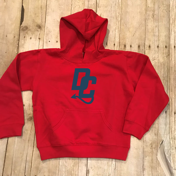 Devil Cats Toddler Youth Fleece Hoodie