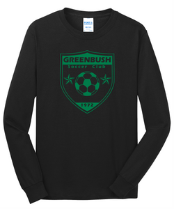 Greenbush Soccer Port & Company® Long Sleeve Fan Favorite™ Tee